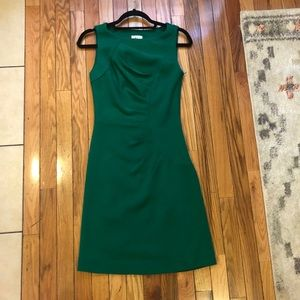 Milly - like new wool blend lined dress size small